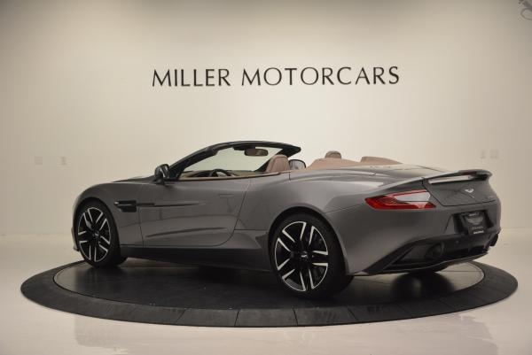New 2016 Aston Martin Vanquish Volante for sale Sold at Rolls-Royce Motor Cars Greenwich in Greenwich CT 06830 4