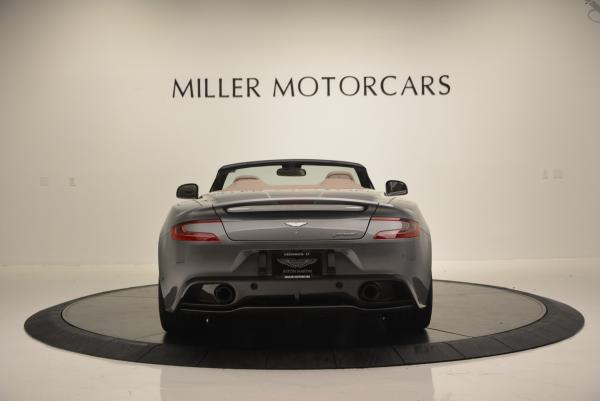 New 2016 Aston Martin Vanquish Volante for sale Sold at Rolls-Royce Motor Cars Greenwich in Greenwich CT 06830 6