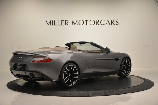 New 2016 Aston Martin Vanquish Volante for sale Sold at Rolls-Royce Motor Cars Greenwich in Greenwich CT 06830 8
