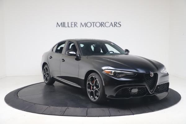 New 2022 Alfa Romeo Giulia Veloce for sale $52,045 at Rolls-Royce Motor Cars Greenwich in Greenwich CT 06830 11