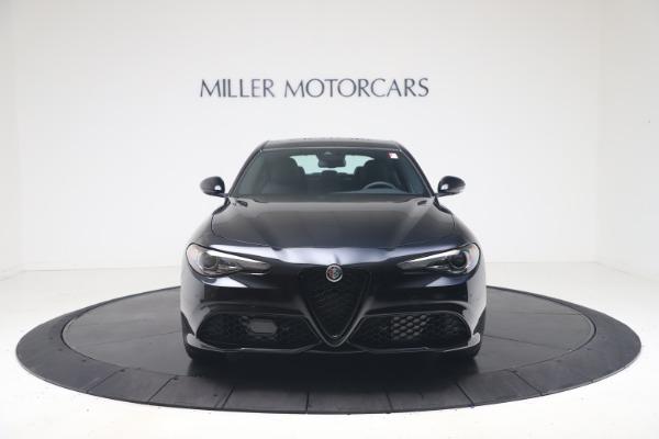 New 2022 Alfa Romeo Giulia Veloce for sale $52,045 at Rolls-Royce Motor Cars Greenwich in Greenwich CT 06830 12