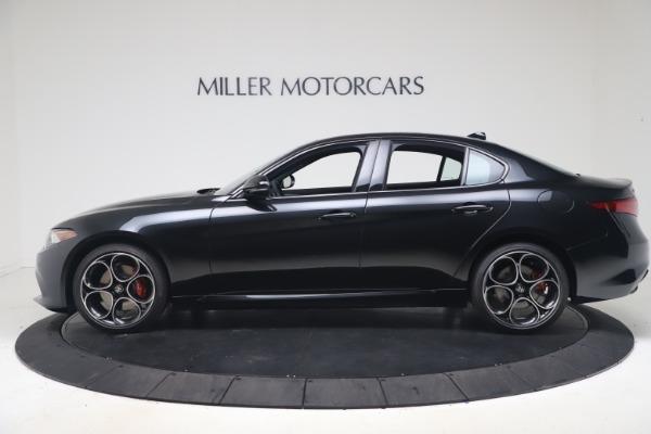 New 2022 Alfa Romeo Giulia Veloce for sale $52,045 at Rolls-Royce Motor Cars Greenwich in Greenwich CT 06830 3