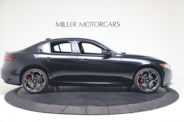 New 2022 Alfa Romeo Giulia Veloce for sale $52,045 at Rolls-Royce Motor Cars Greenwich in Greenwich CT 06830 9