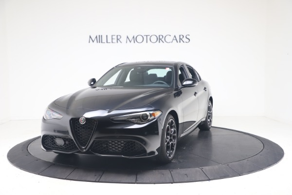 New 2022 Alfa Romeo Giulia Veloce for sale $52,045 at Rolls-Royce Motor Cars Greenwich in Greenwich CT 06830 1