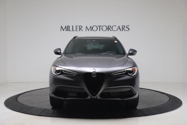 New 2022 Alfa Romeo Stelvio Sprint for sale $52,305 at Rolls-Royce Motor Cars Greenwich in Greenwich CT 06830 12