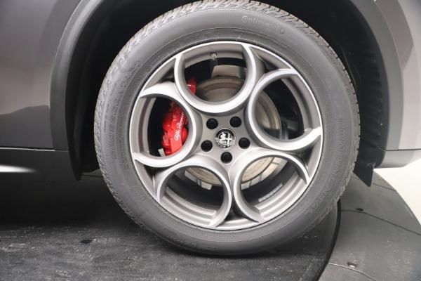 New 2022 Alfa Romeo Stelvio Sprint for sale $52,305 at Rolls-Royce Motor Cars Greenwich in Greenwich CT 06830 23