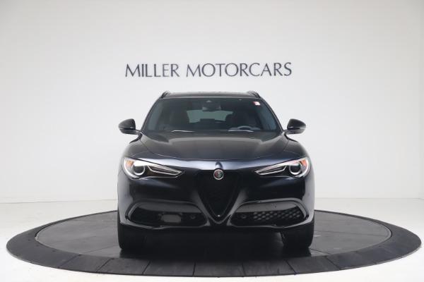 New 2022 Alfa Romeo Stelvio Veloce for sale $57,405 at Rolls-Royce Motor Cars Greenwich in Greenwich CT 06830 12