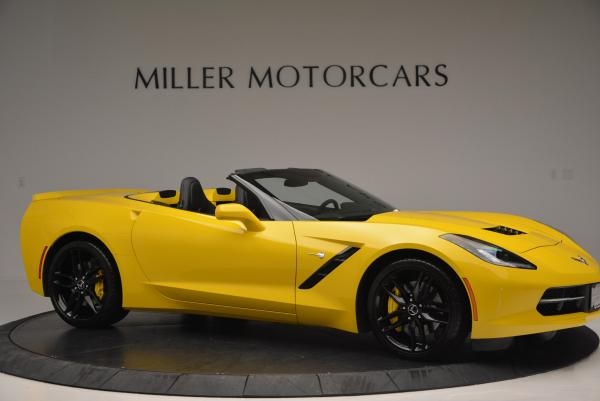 Used 2014 Chevrolet Corvette Stingray Z51 for sale Sold at Rolls-Royce Motor Cars Greenwich in Greenwich CT 06830 10