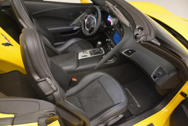 Used 2014 Chevrolet Corvette Stingray Z51 for sale Sold at Rolls-Royce Motor Cars Greenwich in Greenwich CT 06830 18