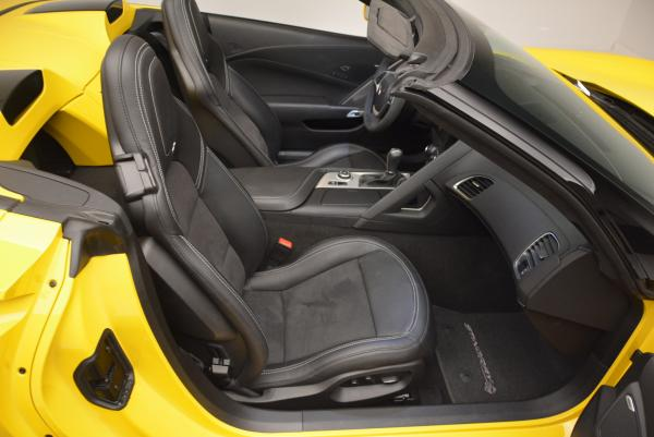Used 2014 Chevrolet Corvette Stingray Z51 for sale Sold at Rolls-Royce Motor Cars Greenwich in Greenwich CT 06830 19
