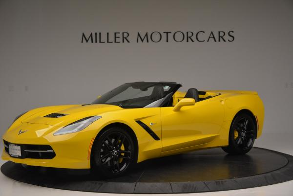 Used 2014 Chevrolet Corvette Stingray Z51 for sale Sold at Rolls-Royce Motor Cars Greenwich in Greenwich CT 06830 2