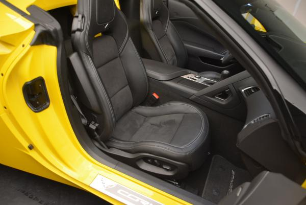 Used 2014 Chevrolet Corvette Stingray Z51 for sale Sold at Rolls-Royce Motor Cars Greenwich in Greenwich CT 06830 20