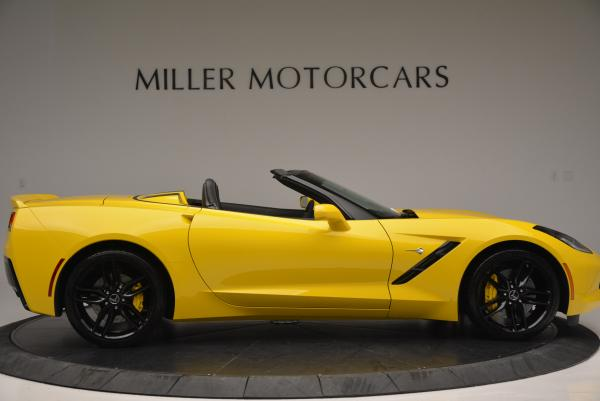 Used 2014 Chevrolet Corvette Stingray Z51 for sale Sold at Rolls-Royce Motor Cars Greenwich in Greenwich CT 06830 8