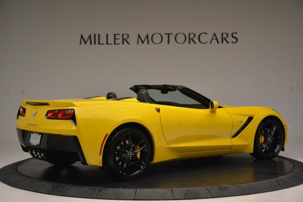 Used 2014 Chevrolet Corvette Stingray Z51 for sale Sold at Rolls-Royce Motor Cars Greenwich in Greenwich CT 06830 9