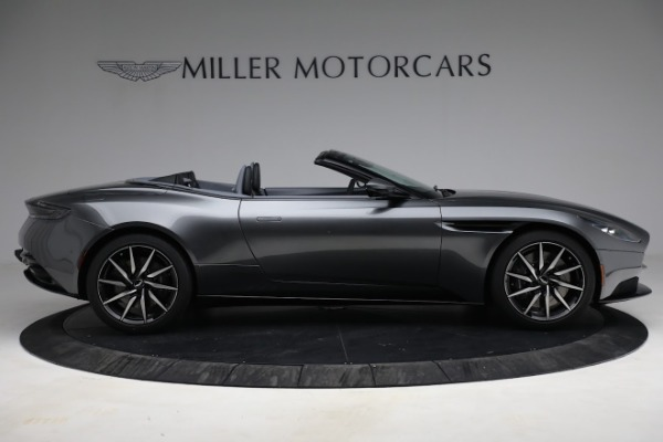 New 2021 Aston Martin DB11 Volante for sale $260,286 at Rolls-Royce Motor Cars Greenwich in Greenwich CT 06830 10