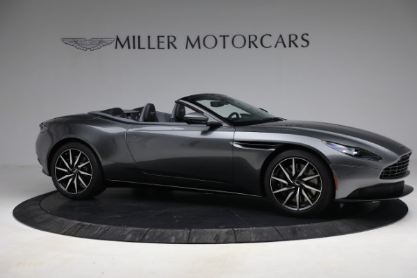 New 2021 Aston Martin DB11 Volante for sale $260,286 at Rolls-Royce Motor Cars Greenwich in Greenwich CT 06830 11