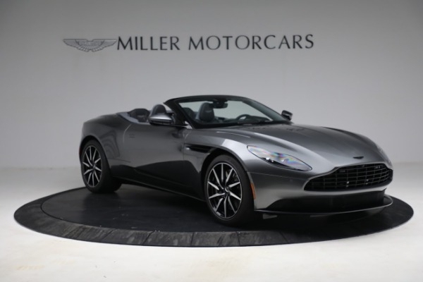 New 2021 Aston Martin DB11 Volante for sale $260,286 at Rolls-Royce Motor Cars Greenwich in Greenwich CT 06830 12