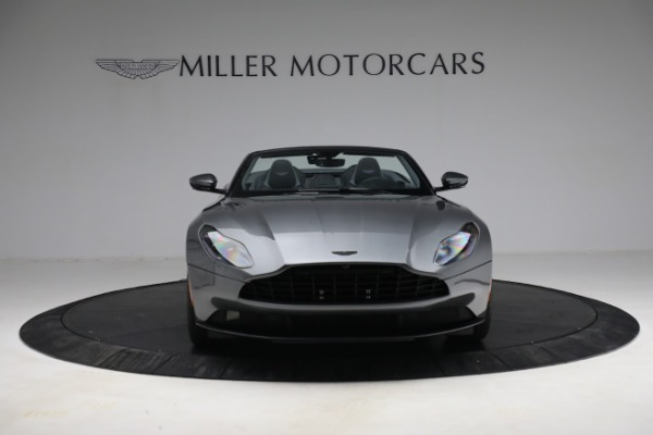New 2021 Aston Martin DB11 Volante for sale $260,286 at Rolls-Royce Motor Cars Greenwich in Greenwich CT 06830 13