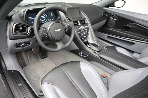 New 2021 Aston Martin DB11 Volante for sale $260,286 at Rolls-Royce Motor Cars Greenwich in Greenwich CT 06830 14