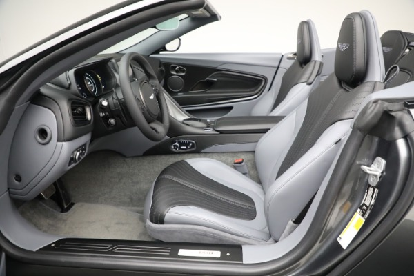 New 2021 Aston Martin DB11 Volante for sale $260,286 at Rolls-Royce Motor Cars Greenwich in Greenwich CT 06830 15