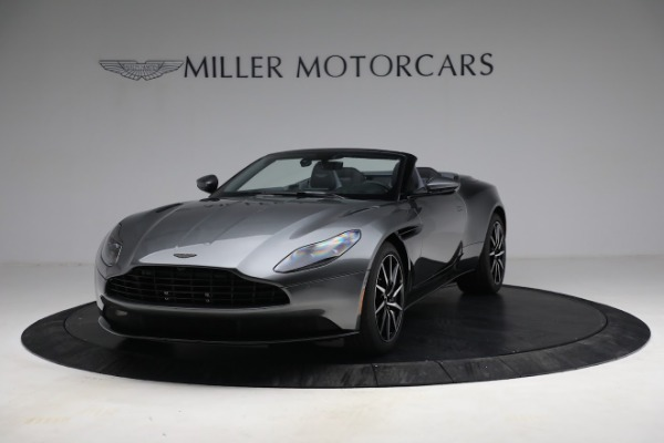 New 2021 Aston Martin DB11 Volante for sale $260,286 at Rolls-Royce Motor Cars Greenwich in Greenwich CT 06830 2