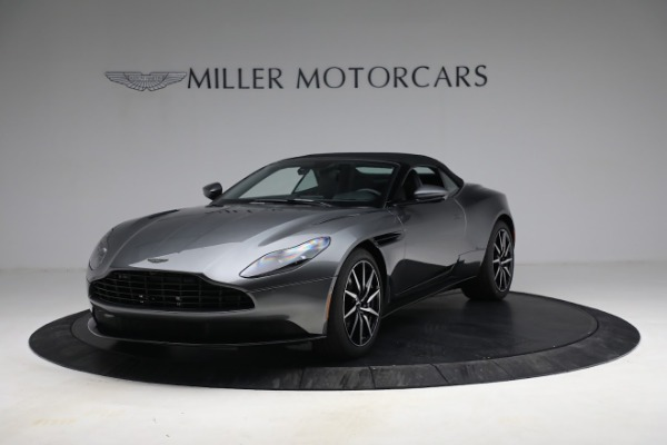 New 2021 Aston Martin DB11 Volante for sale $260,286 at Rolls-Royce Motor Cars Greenwich in Greenwich CT 06830 23