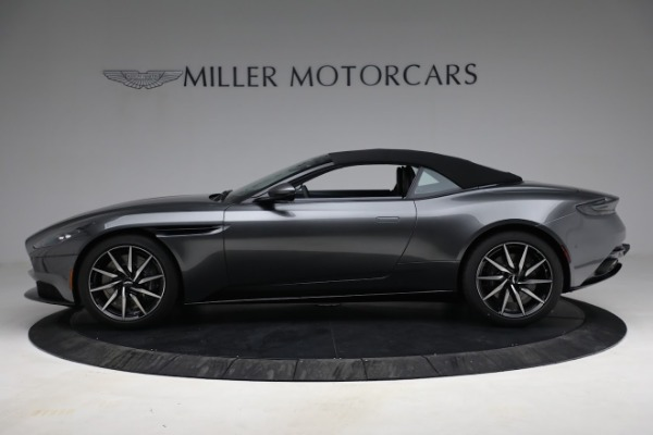 New 2021 Aston Martin DB11 Volante for sale $260,286 at Rolls-Royce Motor Cars Greenwich in Greenwich CT 06830 24