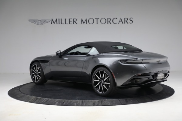 New 2021 Aston Martin DB11 Volante for sale $260,286 at Rolls-Royce Motor Cars Greenwich in Greenwich CT 06830 25