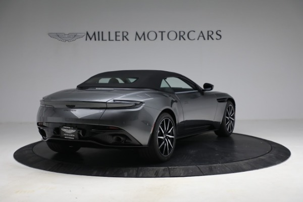 New 2021 Aston Martin DB11 Volante for sale $260,286 at Rolls-Royce Motor Cars Greenwich in Greenwich CT 06830 26