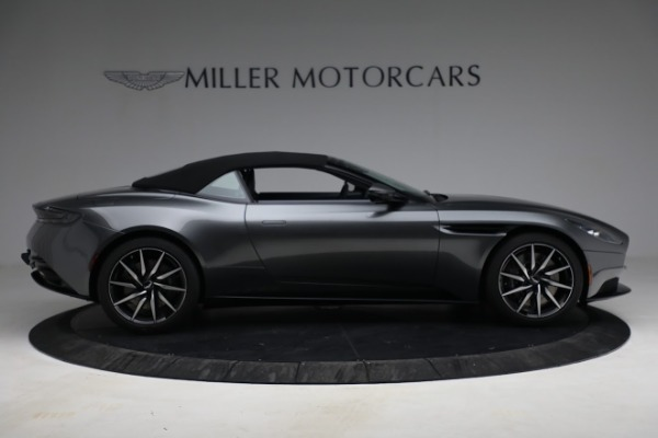 New 2021 Aston Martin DB11 Volante for sale $260,286 at Rolls-Royce Motor Cars Greenwich in Greenwich CT 06830 27