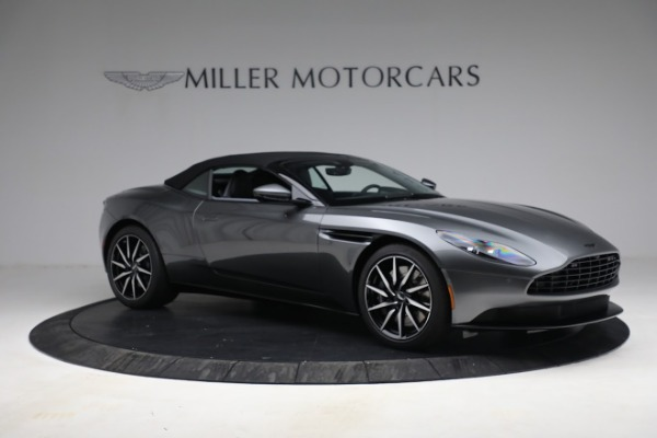 New 2021 Aston Martin DB11 Volante for sale $260,286 at Rolls-Royce Motor Cars Greenwich in Greenwich CT 06830 28