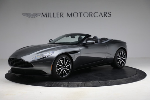 New 2021 Aston Martin DB11 Volante for sale $260,286 at Rolls-Royce Motor Cars Greenwich in Greenwich CT 06830 3
