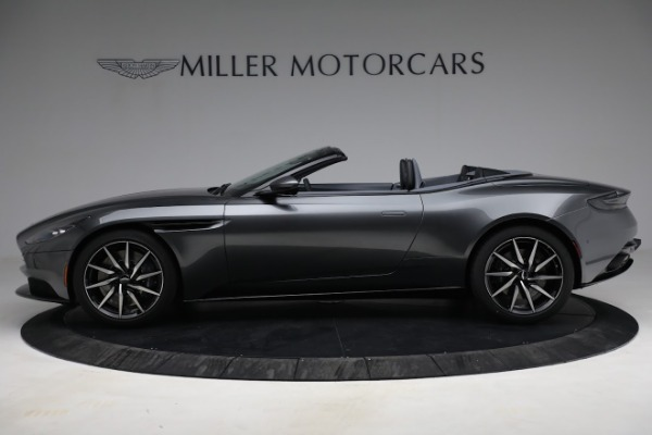 New 2021 Aston Martin DB11 Volante for sale $260,286 at Rolls-Royce Motor Cars Greenwich in Greenwich CT 06830 4