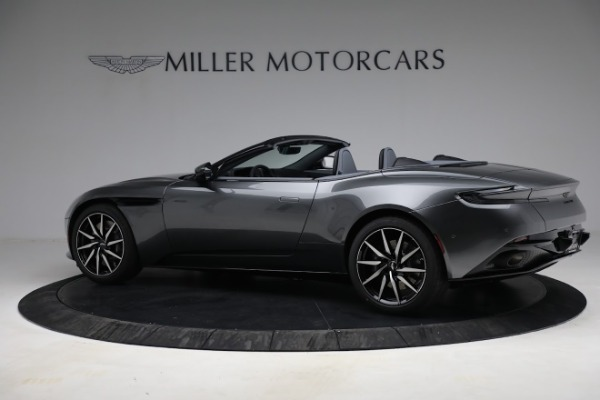 New 2021 Aston Martin DB11 Volante for sale $260,286 at Rolls-Royce Motor Cars Greenwich in Greenwich CT 06830 5