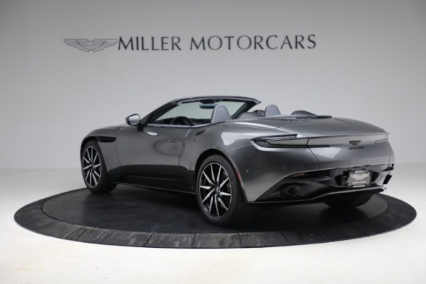 New 2021 Aston Martin DB11 Volante for sale $260,286 at Rolls-Royce Motor Cars Greenwich in Greenwich CT 06830 6