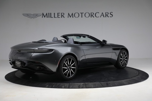 New 2021 Aston Martin DB11 Volante for sale $260,286 at Rolls-Royce Motor Cars Greenwich in Greenwich CT 06830 9