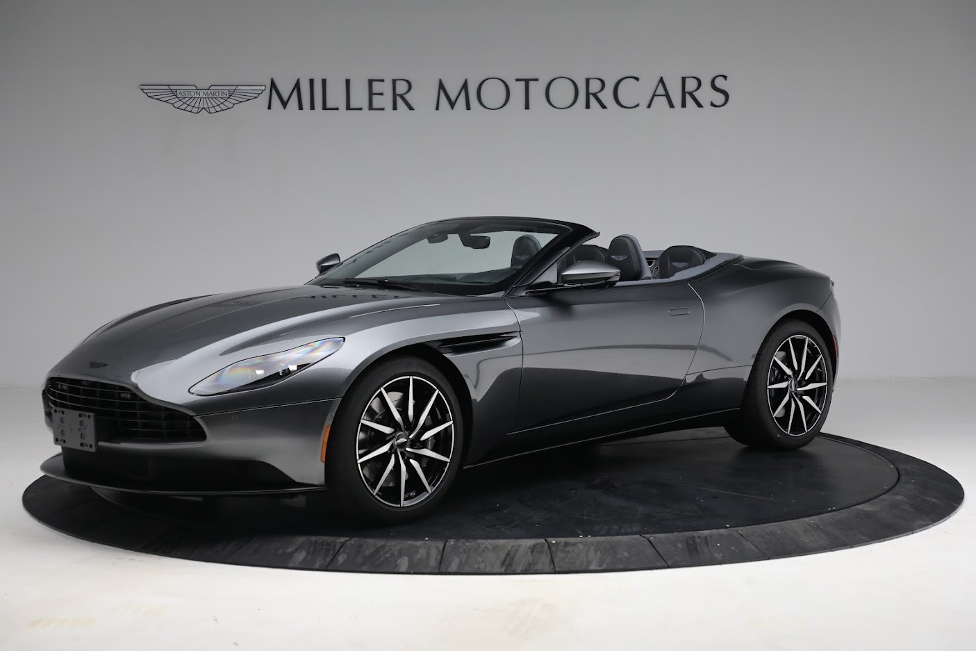 New 2021 Aston Martin DB11 Volante for sale $260,286 at Rolls-Royce Motor Cars Greenwich in Greenwich CT 06830 1