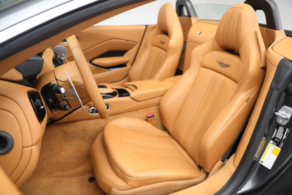 New 2021 Aston Martin Vantage Roadster for sale $174,586 at Rolls-Royce Motor Cars Greenwich in Greenwich CT 06830 14