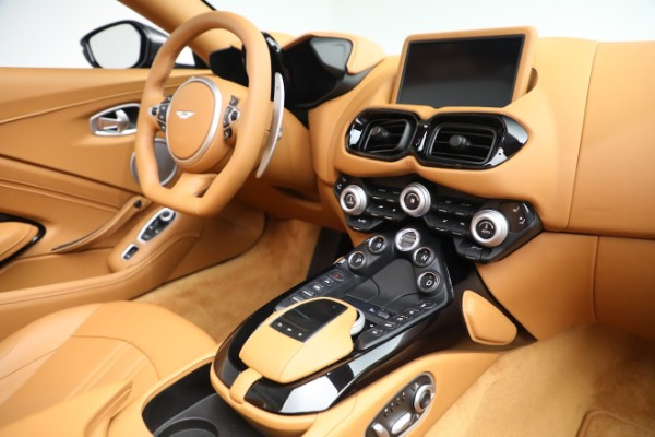 New 2021 Aston Martin Vantage Roadster for sale $174,586 at Rolls-Royce Motor Cars Greenwich in Greenwich CT 06830 16