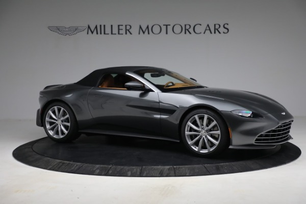 New 2021 Aston Martin Vantage Roadster for sale $174,586 at Rolls-Royce Motor Cars Greenwich in Greenwich CT 06830 21