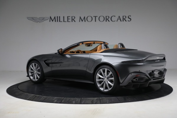 New 2021 Aston Martin Vantage Roadster for sale $174,586 at Rolls-Royce Motor Cars Greenwich in Greenwich CT 06830 3