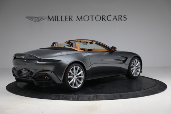 New 2021 Aston Martin Vantage Roadster for sale $174,586 at Rolls-Royce Motor Cars Greenwich in Greenwich CT 06830 7