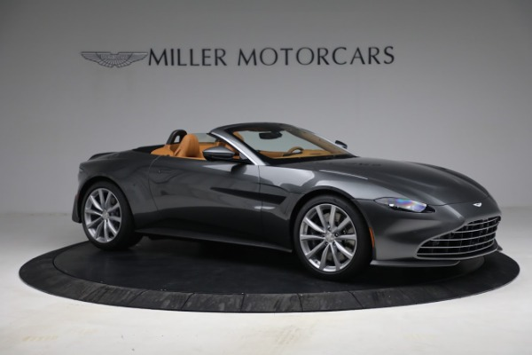 New 2021 Aston Martin Vantage Roadster for sale $174,586 at Rolls-Royce Motor Cars Greenwich in Greenwich CT 06830 9