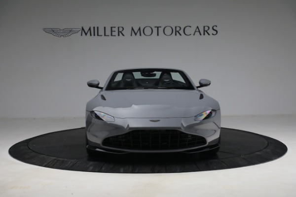 New 2021 Aston Martin Vantage Roadster for sale $180,286 at Rolls-Royce Motor Cars Greenwich in Greenwich CT 06830 11