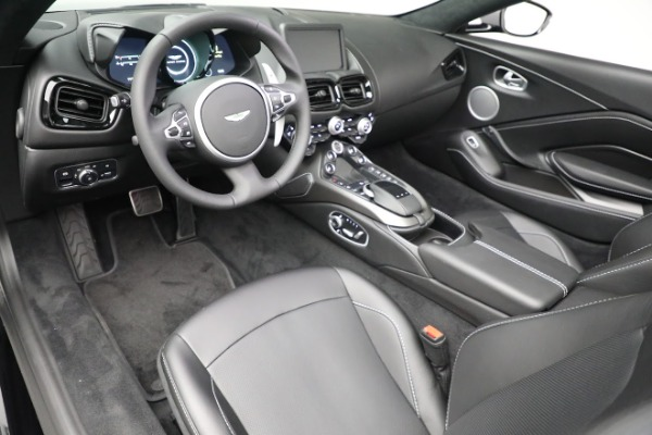 New 2021 Aston Martin Vantage Roadster for sale $180,286 at Rolls-Royce Motor Cars Greenwich in Greenwich CT 06830 13