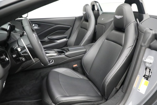 New 2021 Aston Martin Vantage Roadster for sale $180,286 at Rolls-Royce Motor Cars Greenwich in Greenwich CT 06830 15