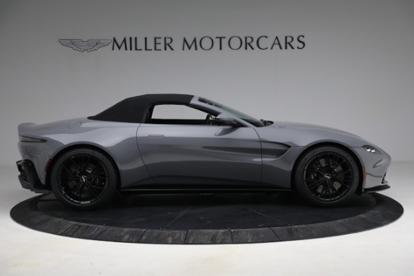 New 2021 Aston Martin Vantage Roadster for sale $180,286 at Rolls-Royce Motor Cars Greenwich in Greenwich CT 06830 24