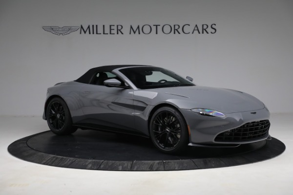 New 2021 Aston Martin Vantage Roadster for sale $180,286 at Rolls-Royce Motor Cars Greenwich in Greenwich CT 06830 26