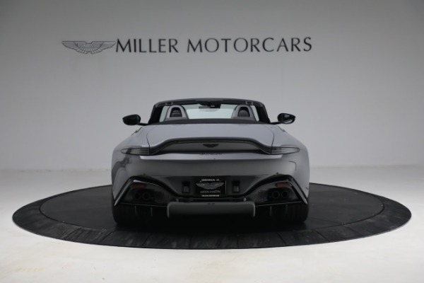 New 2021 Aston Martin Vantage Roadster for sale $180,286 at Rolls-Royce Motor Cars Greenwich in Greenwich CT 06830 5