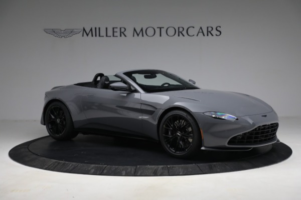 New 2021 Aston Martin Vantage Roadster for sale $180,286 at Rolls-Royce Motor Cars Greenwich in Greenwich CT 06830 9